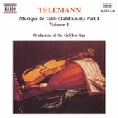 Tafelmusik Vol. 1 by Georg Philipp Telemann