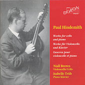 Paul Hindemith's Work for Cello & PIano by Isabelle Trüb