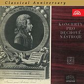 Classical Anniversary Libor Pešek 2. - Mozart: Serenade No. 10, K. 361, Concerto, K. 299 by Various Artists