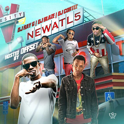 New Atl 5 by Various Artists