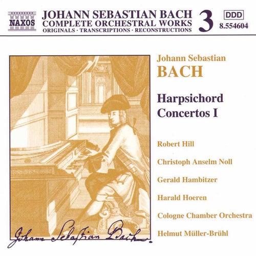 Harpsichord Concertos I by Johann Sebastian Bach