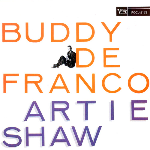 Plays Artie Shaw by Buddy DeFranco