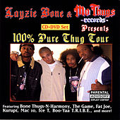 Layzie Bone & Mo Thugs Records Presents 100% Pure Thug Tour by Various Artists