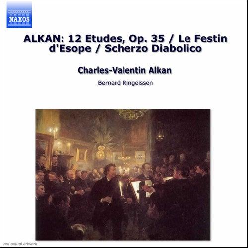 Piano Music Vol. 1 by Charles-Valentin Alkan