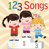123 Songs by The Kiboomers