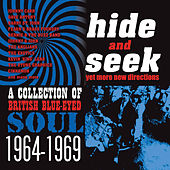 Hide and Seek - A Collection of British Blue-Eyed Soul 1964-1969 (Remastered) by Various Artists