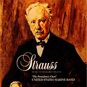 Music of Richard Strauss by United States Marine Band