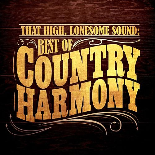 Best of Country Harmony by Various Artists