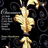 Chaconnes for Guitar by Enno Voorhorst