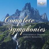 Schubert: Complete Symphonies by Staatskapelle Dresden