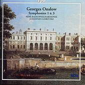 Onslow: Symphonies Nos. 1 & 3 by North German Radio Philharmonic Orchestra