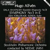 Alfvén, H.: Dala Rhapsody - Symphony No. 3 by Stockholm Philharmonic Orchestra