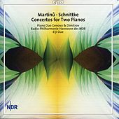 Martinu & Schnittke: Concertos for 2 Pianos by Various Artists