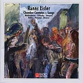 Eisler, H.: Chamber Cantatas & Songs by Monika Moldenhauer