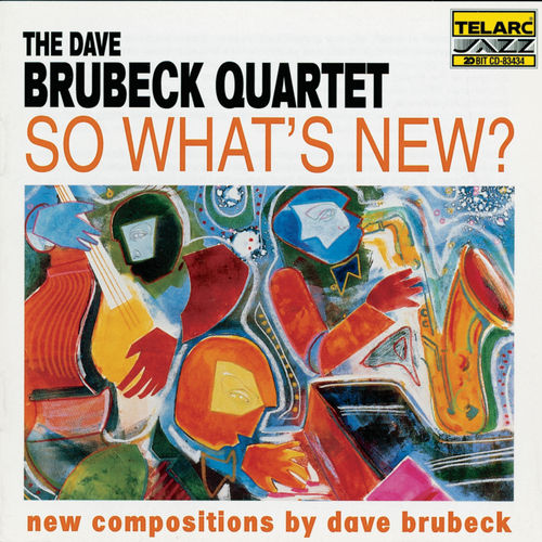 So What's New by Dave Brubeck