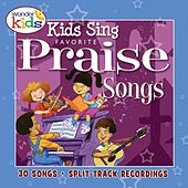 Kids Sing Favorite Praise Songs by Wonder Kids