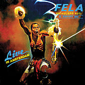 Live In Amsterdam by Fela Kuti