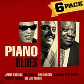 6-Pack: Piano Blues by Various Artists