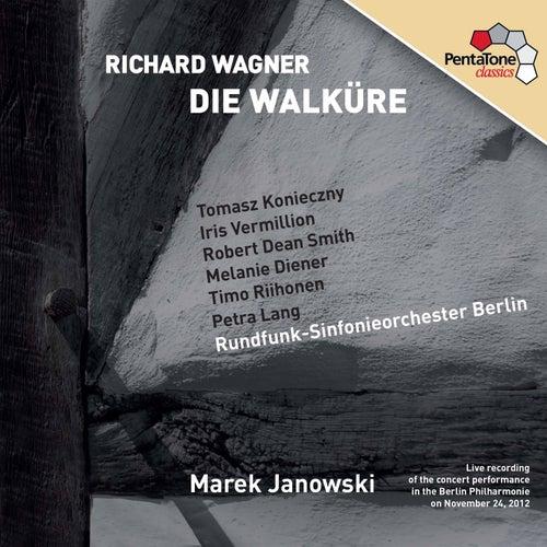 Wagner: Die Walküre by Tomasz Konieczny