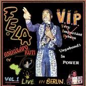 V.I.P. by Fela Kuti