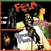 Opposite People by Fela Kuti