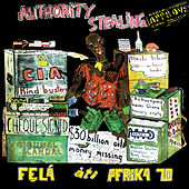 Authority Stealing by Fela Kuti