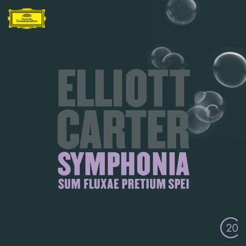 Carter: Symphonia:Sum Fluxae Pretium Spei by Various Artists