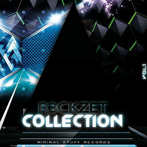 R3ckzet Collection Vol. 1 - EP by Various Artists