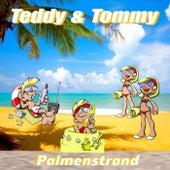 Palmenstrand by Teddy