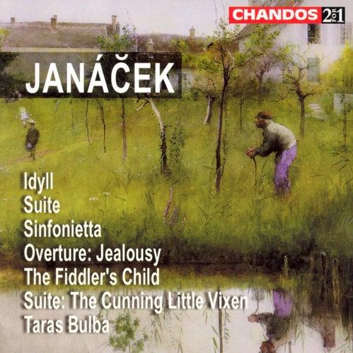 Janacek:  Sinfonietta; Idyll For String Orch.; Suite For String Orch.; Taras Bulba; Fiddler's Child; Others by Leos Janacek