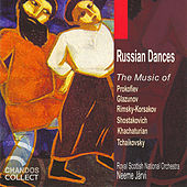 Russian Dances: The  Music of Glazunov, Rimsky-Korsakov, Khachaturian, Prokofiev, Shostakovich by Various Artists