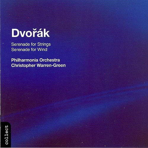 Serenade For Strings, Op 22; Serenade For Wind, Op 52 by Philharmonia Orchestra
