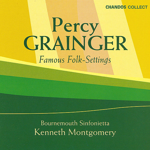 Grainger:  Country Gardens; Mock Morris; Blithe Bells; Handel In The Strand And Others by The Bournemouth Sinfonietta
