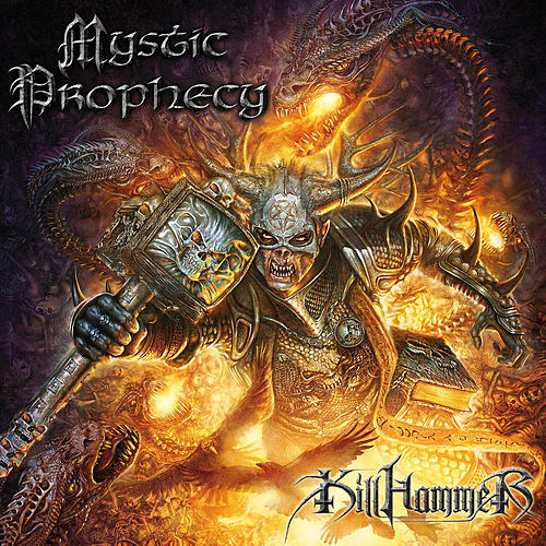 Killhammer von Mystic Prophecy