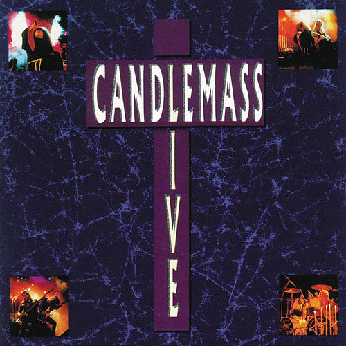 Candlemass: Live by Candlemass