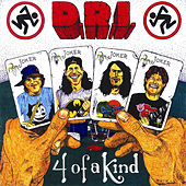 Four of a Kind by D.R.I.