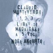 Monteverdi: Three Books of Madrigali (Arranged for Guitar) by Various Artists