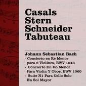 Casals - Stern - Schneider - Tabuteau interpretan a Bach by Casals-Stern-Schneider-Tabuteau