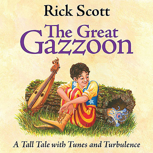 The Great Gazzoon by Rick Scott