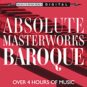 Absolute Masterworks - Baroque von Various Artists