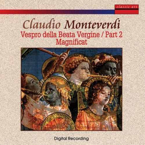 Claudio Monteverdi: Vespro D. Beata Vergine - Part 2 Magnificat by Coro Della RTSI / Ensemble Chiaroscuro