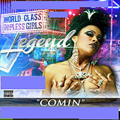Comin - EP by Legend