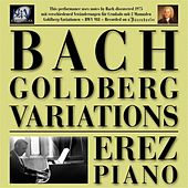 Bach: Goldberg-Variations, BWV 988 by Tzvi Erez