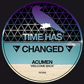 Welcome Back by Acumen