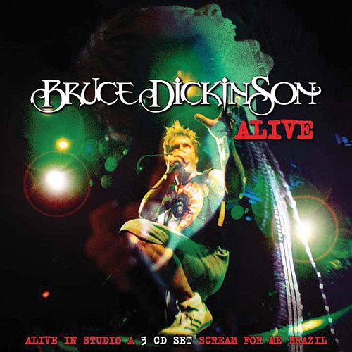 Alive by Bruce Dickinson