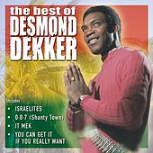 The Best of Desmond Dekker by Various Artists