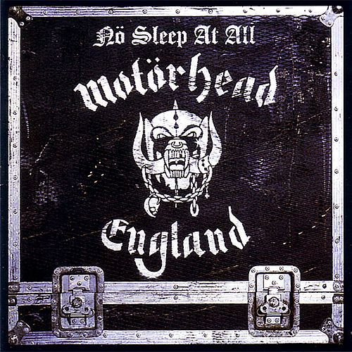 No Sleep At All (Reissue) [Bonus Track Version] by Motörhead
