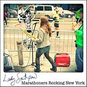 Marathoners Rocking New York by Lady Southpaw