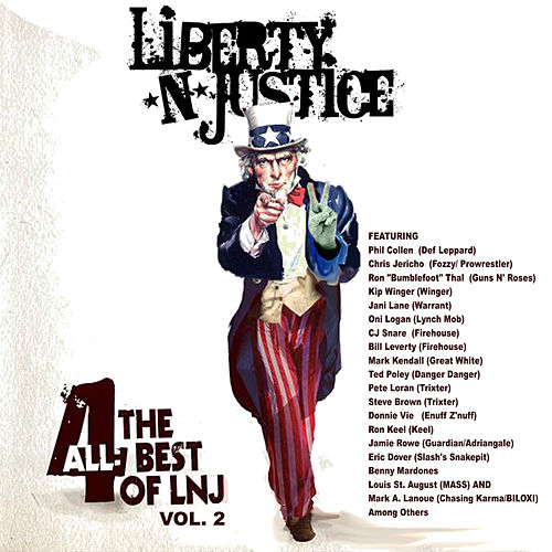 4-All:The Best Of LNJ 2 by Liberty n' Justice