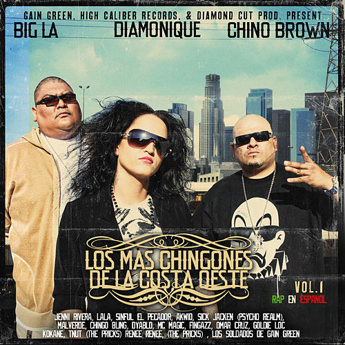 Los Mas Chingones De La Costa Oeste by Various Artists